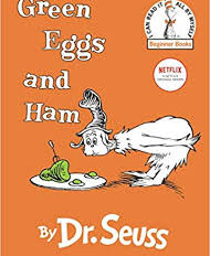 Green Eggs and Ham: Do Not Let Your Kids Read This