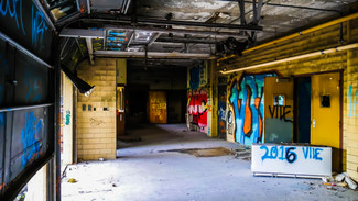 Abandoned psychiatric hospital in Northville lures photographers with stories of haunted halls
