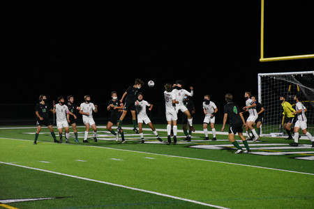 Groves defeats rival Seaholm 2-1 in first varsity soccer showdown of the year. Remain undefeated at