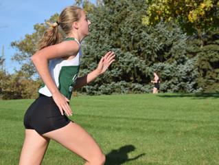 XC runners inspired by older sisters to overcome challenges this season