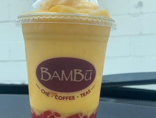 A journey of boba and life lessons at Bambu Desserts and Drinks