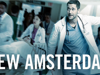 New Amsterdam Review