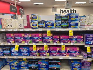 Why Tampon Users Don't Deserve The Pretty In Pink Tax