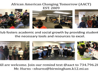 Join African Americans Changing Tomorrow!