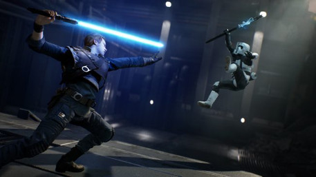 Star Wars Jedi: Fallen Order thrills gamers with more complex maps and combination powers