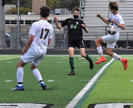 How boys soccer team overcame Covid restrictions to finish 12-3-2