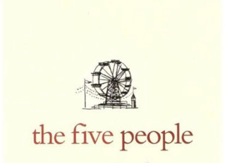 Book Review: The Five People You Meet in Heaven