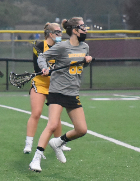 Girls Lacrosse Team Makes A Comeback After Last Year's Season Cancellation