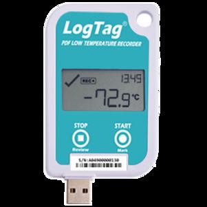 UTREL-16 - USB External Probe Low Temperature Logger