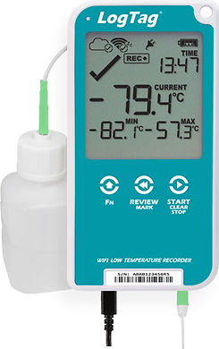 UTREL30-WIFI - 30 Day Low Temperature WIFI Logger With Display