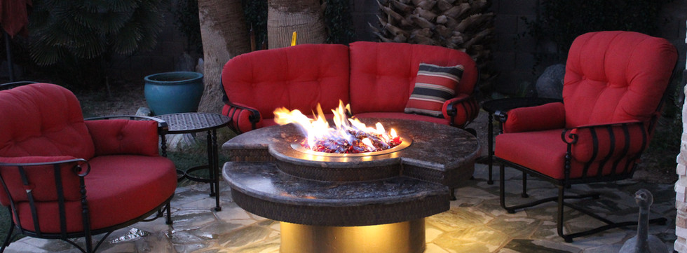 Fire Pit - Bruce Spangrud