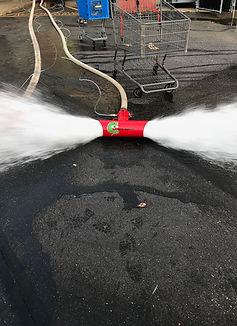 Fire Pump Flow Test