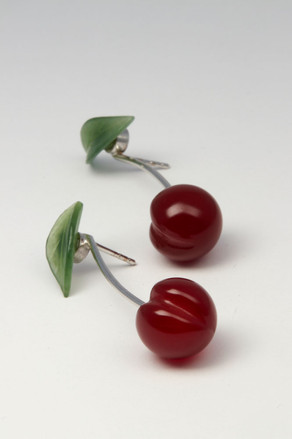 Cherry-Kirschen Ohrringe