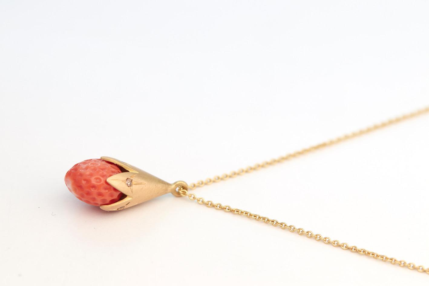 Wiener Früchtchen, Erdbeere