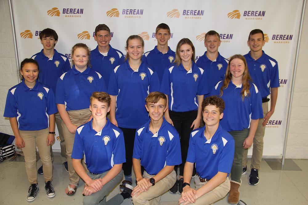 Scholars' Bowl Berean Academy