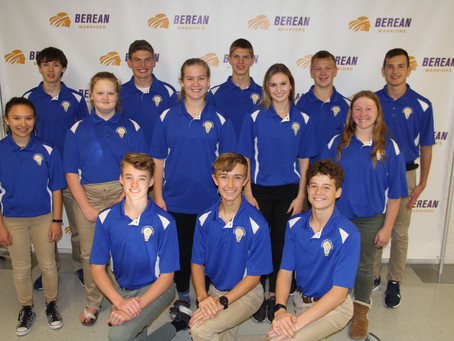 Scholars Bowl Finishes Season Strong