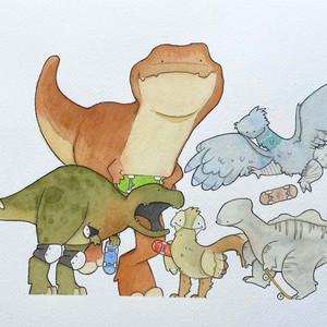 Dino-Vember