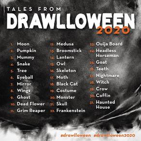 Drawlloween 2020