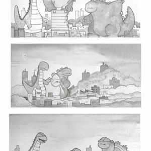 Kaiju Cleanup