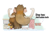 How to Give your Mammoth a Bath