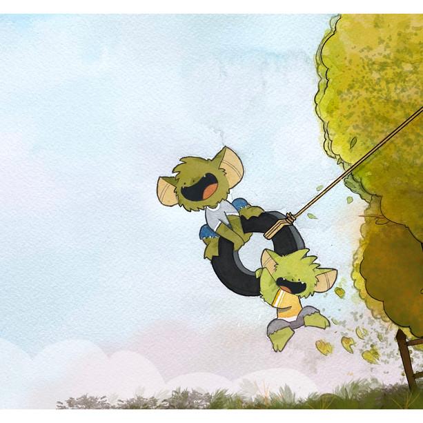 Goblin Swing