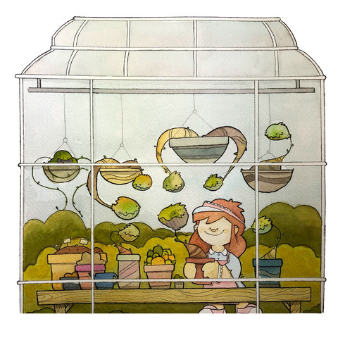 The Greene's Greenhouse