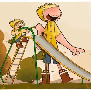 Slide into Adventure