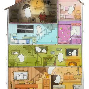 Acutely Haunted House