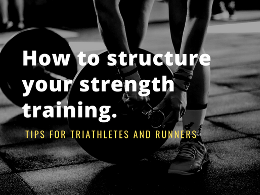 How to Structure Your Strength Training
