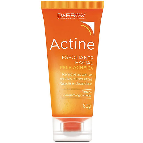 ACTINE ESFOLIANTE FACIAL 60g - Darrow