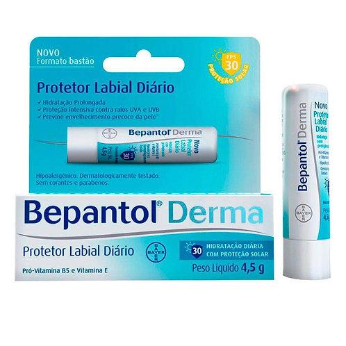 BEPANTOL DERMA LABIAL STICK FPS30 4,5g - Bayer
