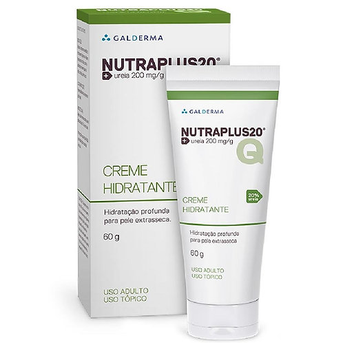 NUTRAPLUS 20% CREME HIDRATANTE 60g - Galderma