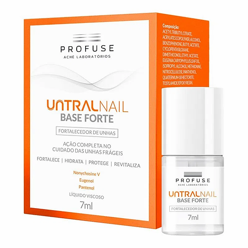 UNTRAL NAILS FORTALECEDOR DE UNHAS 7ml - Ache
