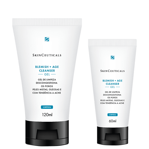 BLEMISH + AGE CLEANSING GEL - Skinceuticals