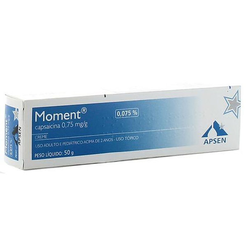 MOMENT 0,75mg/g CREME 50g - Apsen