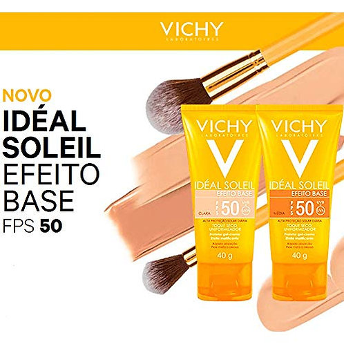 IDEAL SOLEIL EFEITO BASE FPS50 40g - Vichy