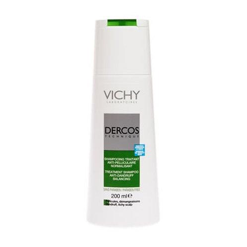 DERCOS SHAMPOO ANTIOLEOSIDADE 200ml - Vichy