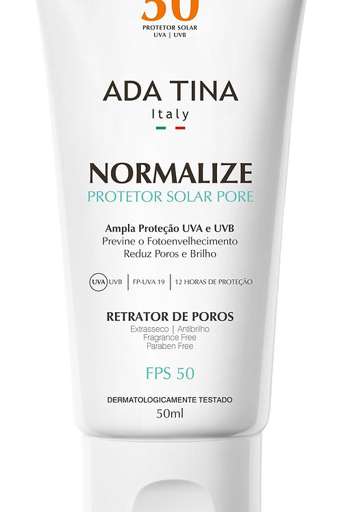 NORMALIZE PORE FPS50 40ml - Ada Tina