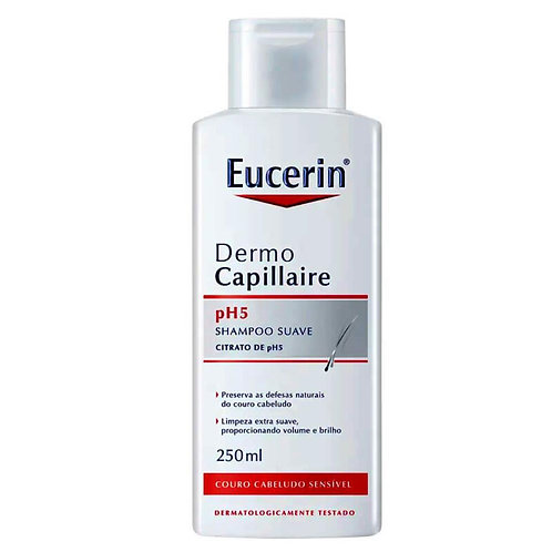 PH5 SHAMPOO DERMO CAPILLAIRE 250ml - Eucerin