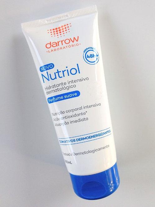 NUTRIOL LOÇÃO HIDRATANTE COM PERFUME 200ml - Darrow