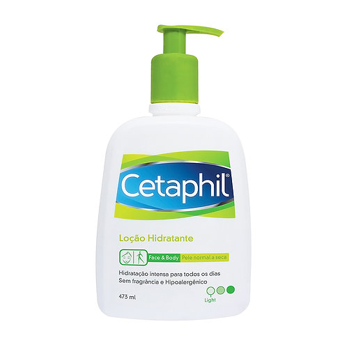 CETAPHIL LOÇÃO HIDRATANTE 473ml - Galderma