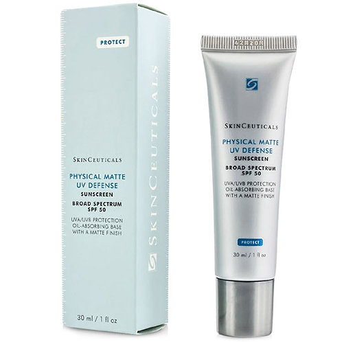 PHYSICAL MATTE UV FPS50 30ml - Skinceuticals