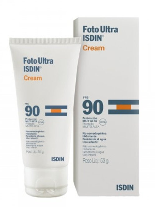 ISDIN FOTOULTRA CREAM FPS90 50ml