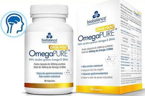 OMEGA PURE DHA:900 60 Cápsulas - Biobalance