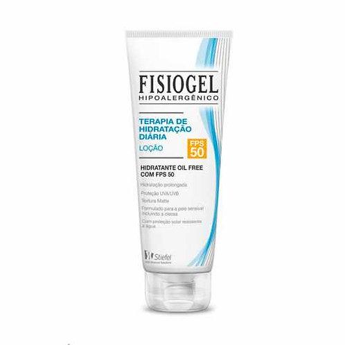 FISIOGEL LOÇÃO HIDRATAÇÃO FACIAL FPS50 - Stiefel