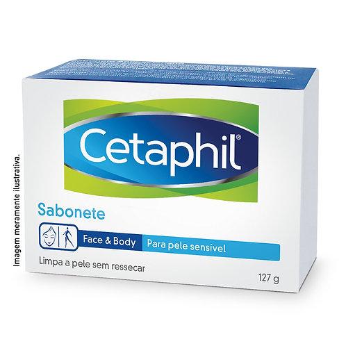 CETAPHIL SABONETE BARRA PELE SENSÍVEL 127g - Galderma