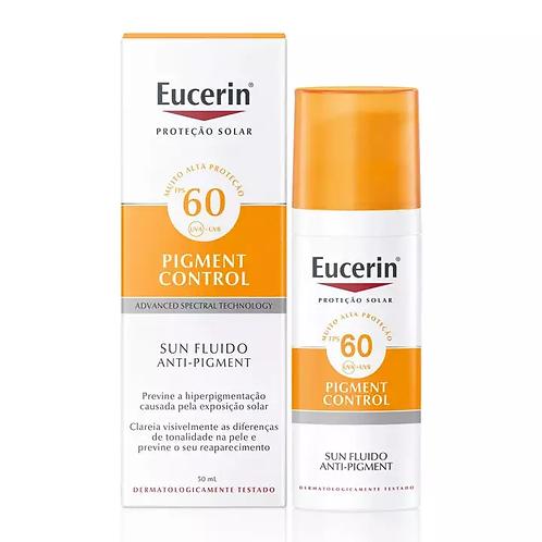PIGMENT CONTROL SUN FLUIDO FPS60 50ml - Eucerin