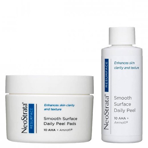 NEOSTRATA SMOOTH SURFACE DAILY PEEL + PADS 60ml