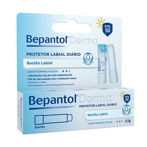 BEPANTOL DERMA LABIAL STICK FPS50 4,5g - Bayer