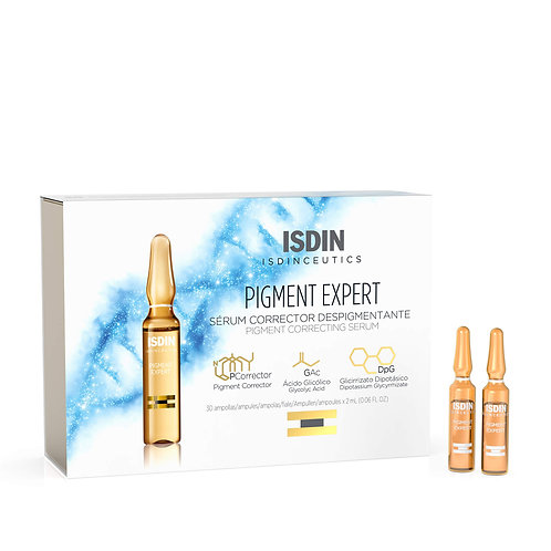 Sérum Clareador Isdinceutics Pigment Expert com 30 Ampolas